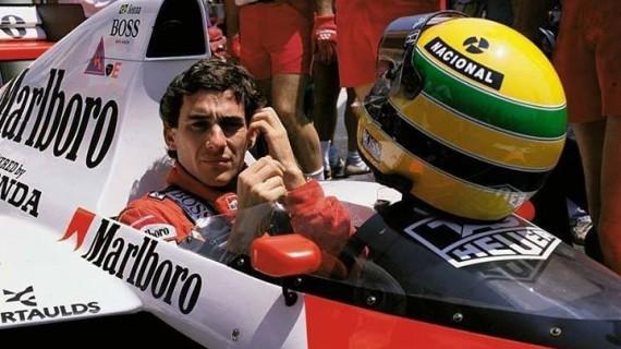Айртон Сена е избран за най-великия пилот във Формула 1 за всички времена