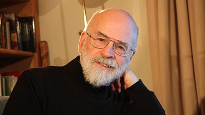 Сър Тери Пратчет (Terry Pratchett) !