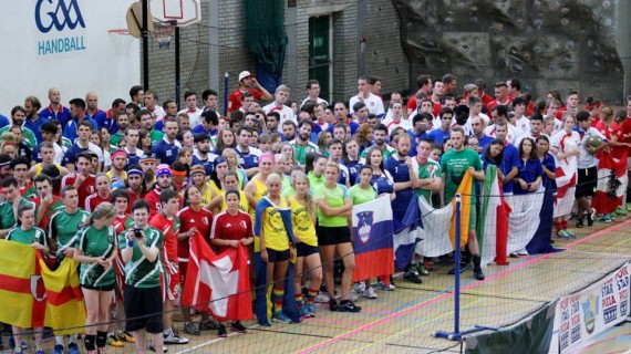 The full results from the Belfast Euros Dodgeball 2015