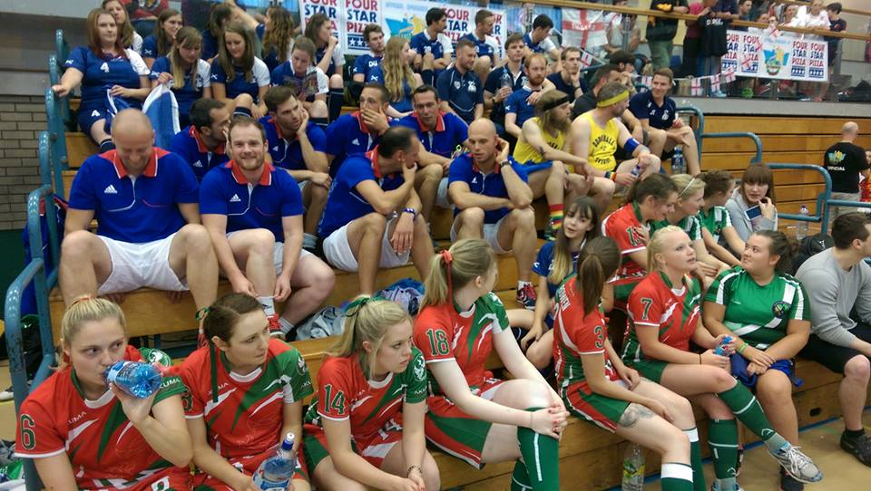 European Championships in Belfast
