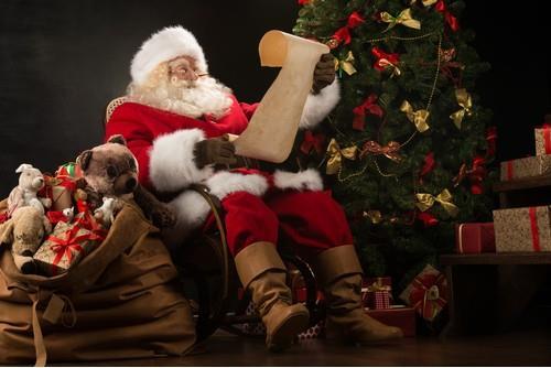 Писмо до дядо Коледа !