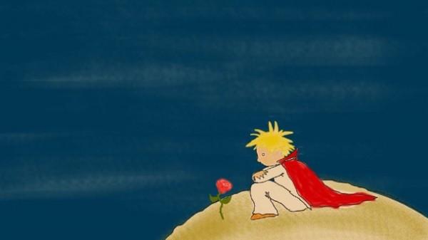 Малкият принц и розите