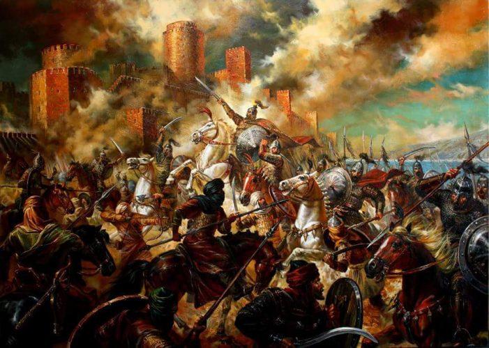 Веднъж България спаси Европа от ислямизация и Европа никога не трябва да забравя този факт!
