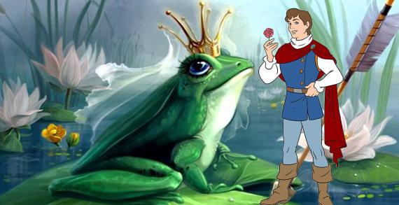 Приказка за един принц и една жаба