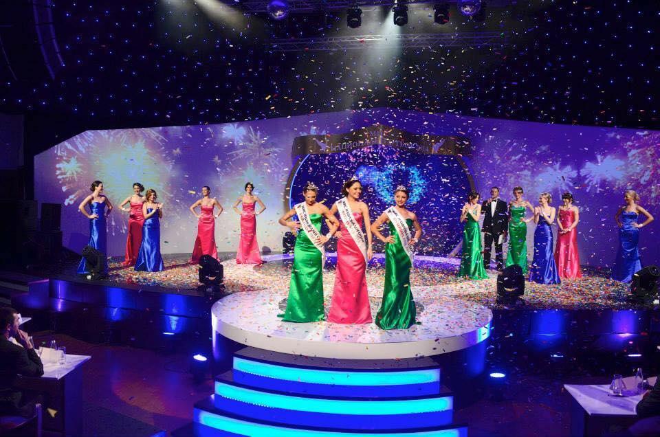 """Красивата сцена на """"Мис Национален отбор 2014"""""""