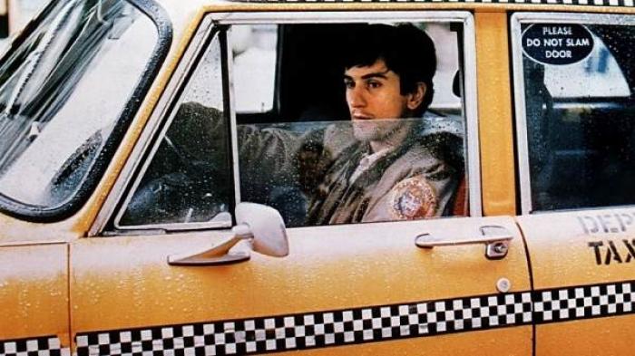 """Помним го като 26 годишния Травис Бикъл в """"Шофьор на такси"""" от 1976 година."""