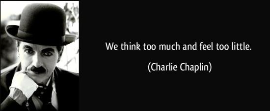 Чарли Чаплин – един велик човек, творец и комик