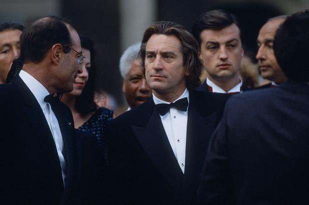 Актьорът на 44-тия филмов фестивал в Кан през 1991 година.