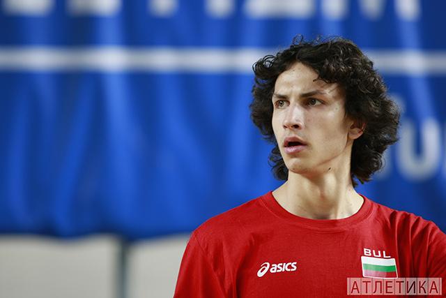 10-то място за Тихомир Иванов, влезе в историята