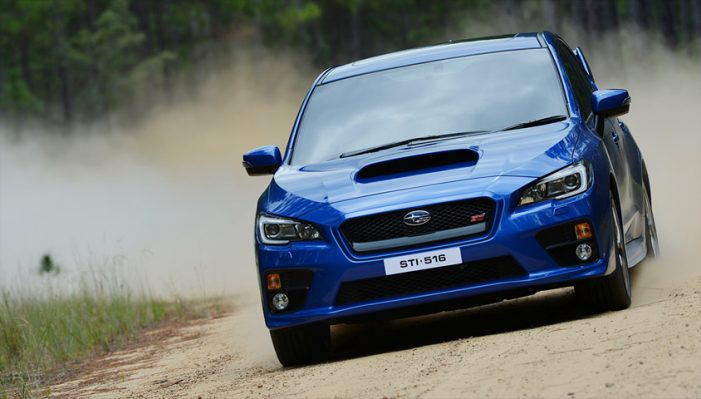Subaru WRX STI – Създаден за хора, които обичат да шофират.