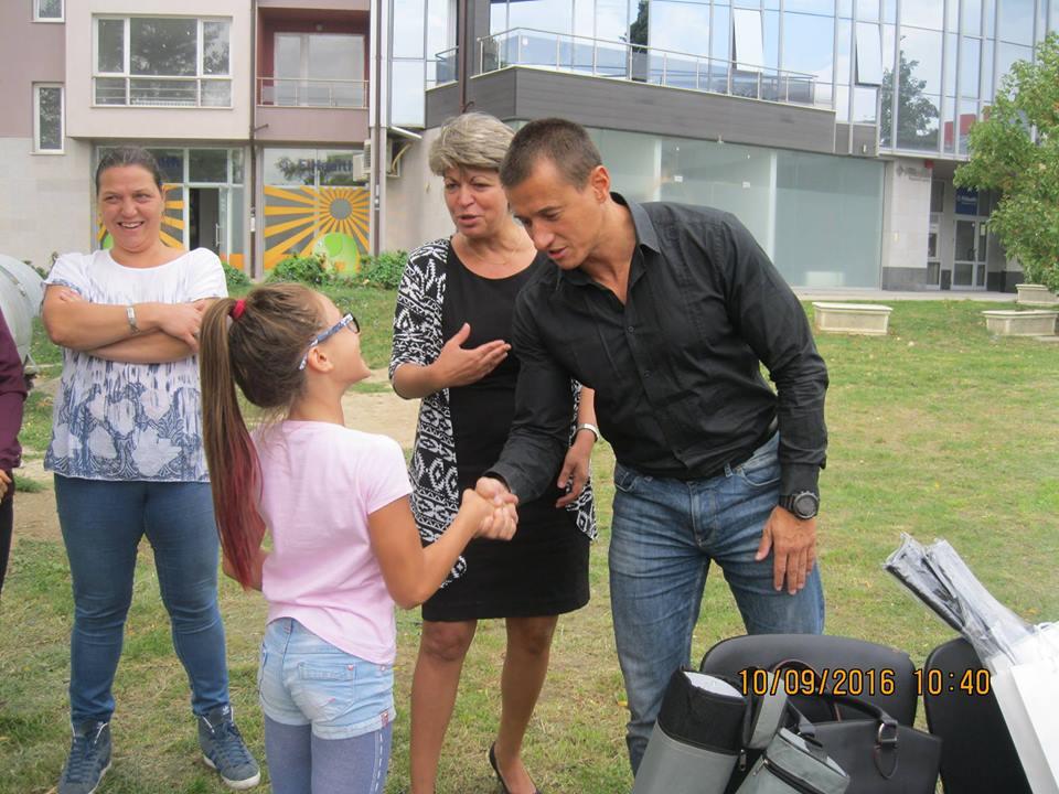 """Димитър Дилчев - кмет на район """"Студентски"""""""