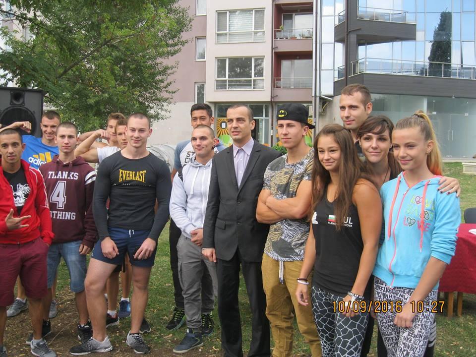 д-р Тодор Чобанов - заместник-кмет на Столична община