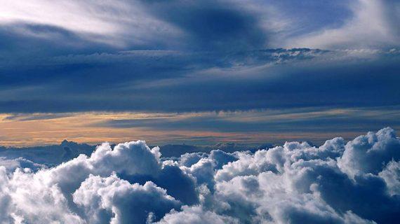 Притча за летящите облаци