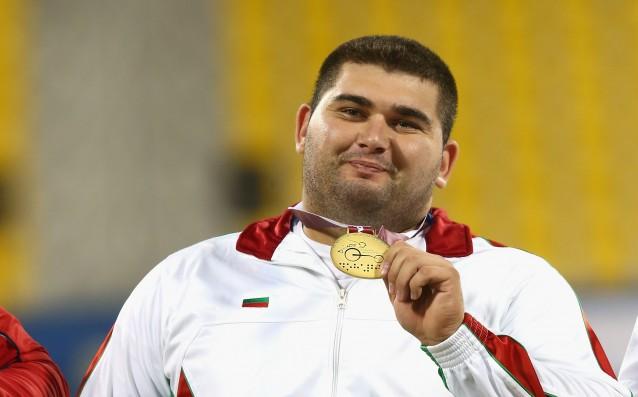 Ружди Ружди донесе първото Олимпийско злато за България!