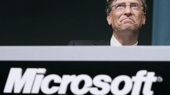 """Бил Гейтс е американски програмист, предприемач и бизнесмен, съосновател на компанията """"Майкрософт""""."""