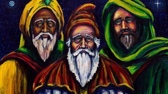 Тримата старци – една поучителна история