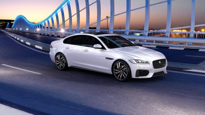 Jaguar XF business edition – олекотен, инстинктивен, откликващ