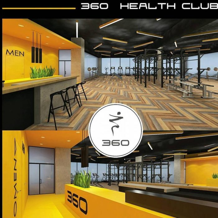 Спортувай благотворително в 360 Health Club