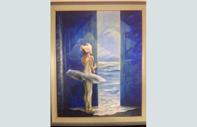 Теодора Нанова разкри душата си в 40 картини