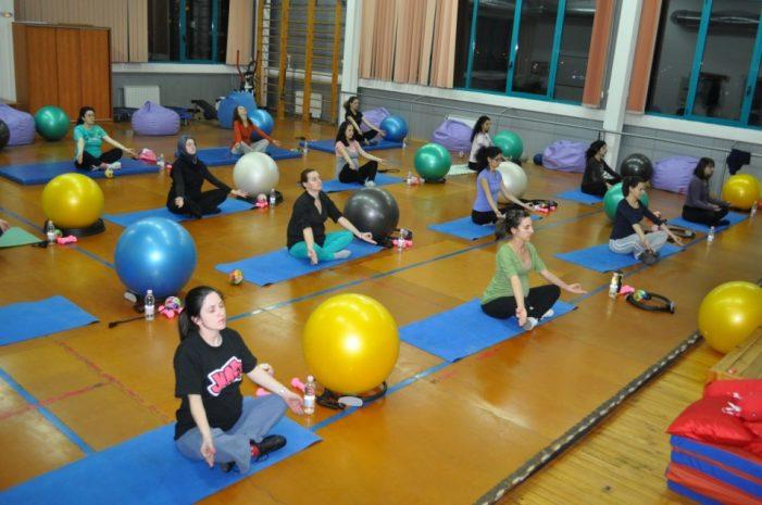 Рекреативната двигателна активност за бременни жени в 360 HEALTH CLUB