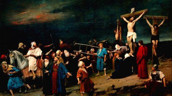 Велика събота – Исус е погребан
