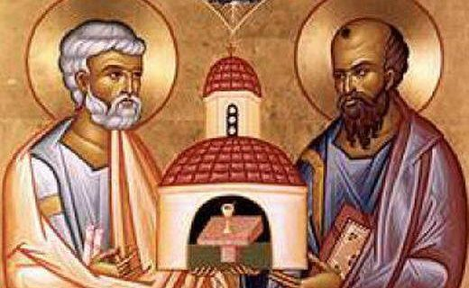 Петровден – св. Петър държи ключа от Райските порти