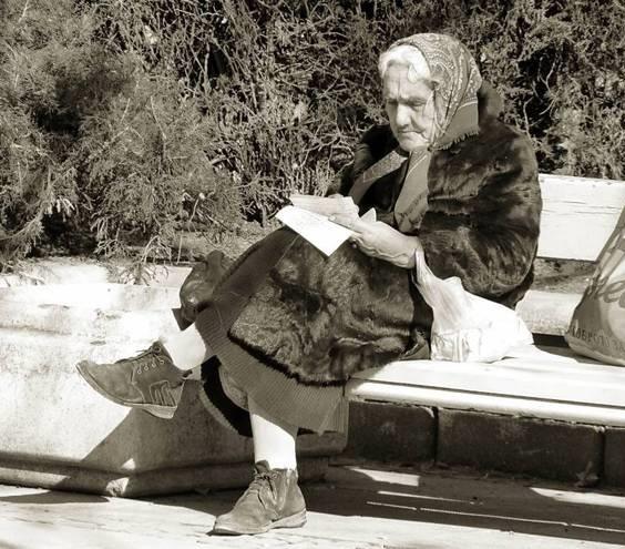 24 правила за женското достойнство от една обикновена баба