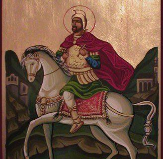 Свети Мина – покровител на семейството и хората на път
