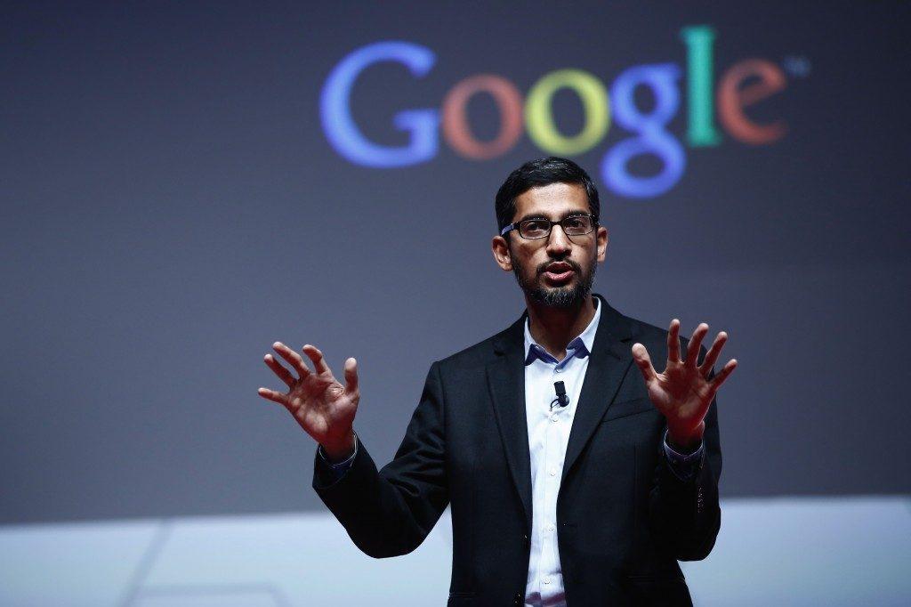 Сундар Пичай – днешният изпълнителен директор на Google.