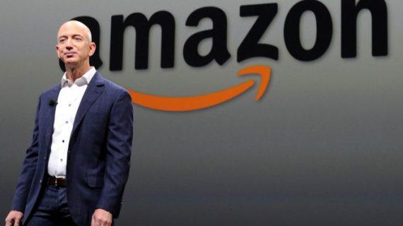 Джеф Безос стана най-богатият човек в историята
