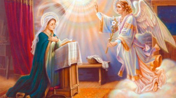 Днес Отбелязваме Благовещение