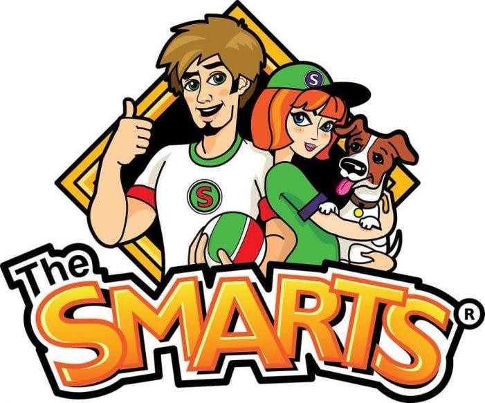 """Клуб по народна топка """"THE SMARTS"""" започва набирането на състезатели от следните възрастови групи :"""
