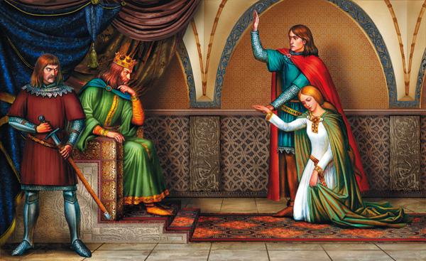 Крал Артур и загадката