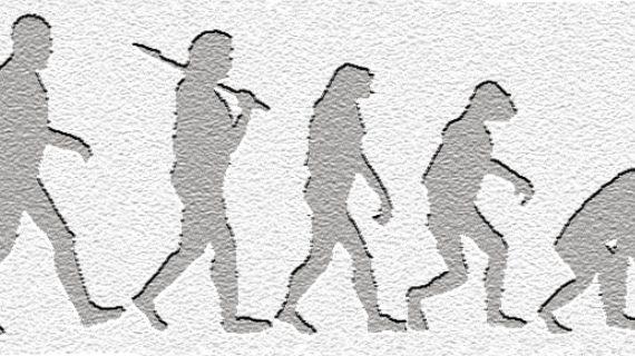 Как маймуните са произлезли от човека и как после човекът произлязъл от маймуната