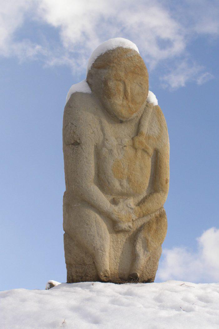 Легенда за каменните жени